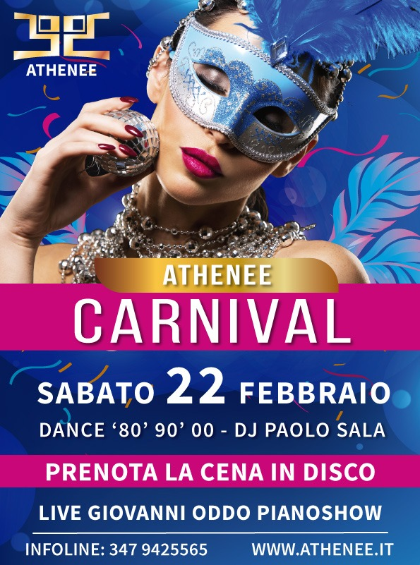 Carnevale athenee